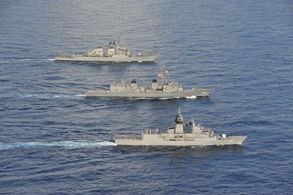 澳加入美印日军演 四方会谈向小北约转型?