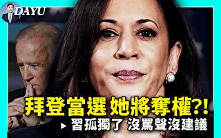 【拍案惊奇】拜登当选贺锦丽夺权?中国外汇紧张