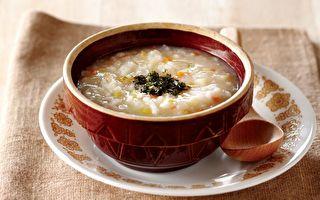 【省時早餐】簡易美味好消化「 鮮蔬粥」