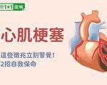 心肌梗塞7大徵兆別輕忽!原因、症狀和自救方法全圖解