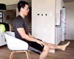 膝蓋痛先別深蹲!1個動作強化膝關節