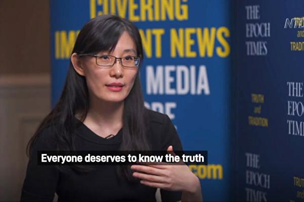 袁斌:中共抓捕閆麗夢的母親說明什麼?