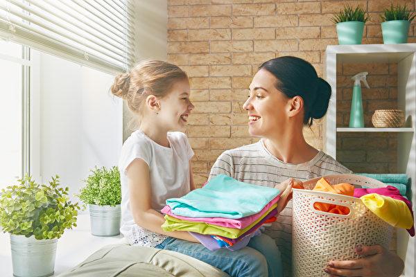 家事减量也减压 4个减少洗衣服次数的方法
