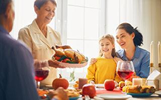 不一樣的感恩節 聚會歡慶不忘衛生和健康
