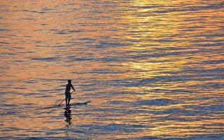 英男水上活动时手机坠海 经由脸书与它团聚