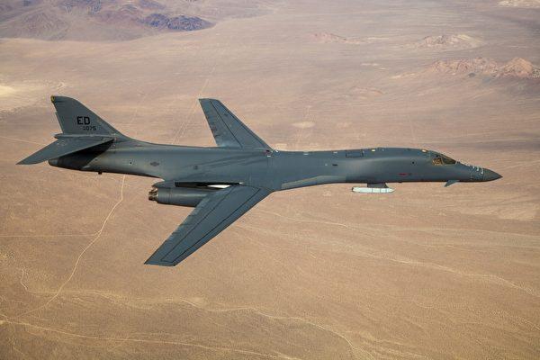 外掛導彈成功 美B1B未來可攜高超音速導彈