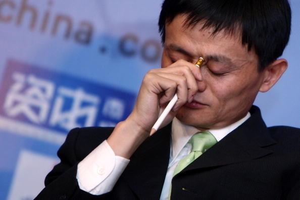 """中共当局再警告马云 别玩""""钱生钱游戏"""""""