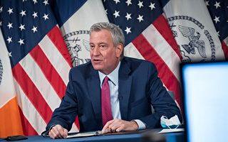 纽约市长:最后机会遏止第二波疫情发生