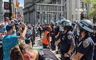 黑命貴抗議 導致市警加班費暴增至1.79億美元