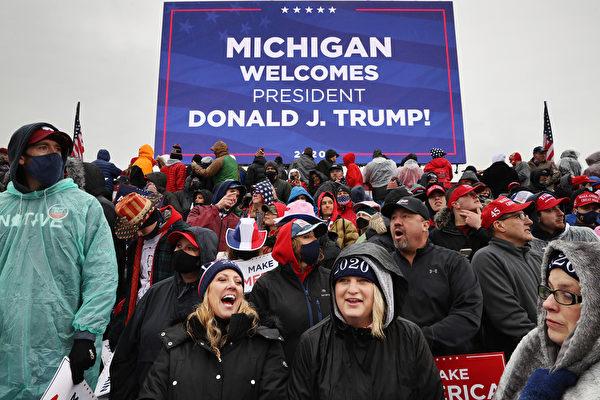 川普团队提告 要求密州、宾州暂停计票