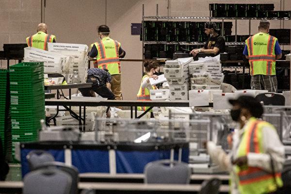 数学教授分析:宾州高达10万选票令人质疑