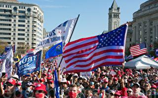 黄天辰:《魔戒》在美国大选中重新演绎?