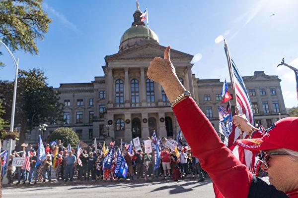 喬州將舉行兩場選舉聽證會 全美公聽第四州
