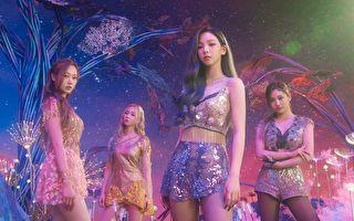 aespa出道作打入告示牌四榜單 創K-POP新紀錄