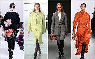 秋冬女裝7大流行元素 實用與時尚並重
