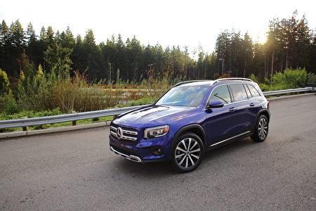 车评:是仪表还是萤幕!? 2020 M-Benz GLB250