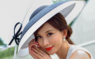林志玲甜美托腮迎46歲:謝謝大家的祝福