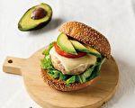减脂餐也有美味面包 汉堡鸡排不柴多汁的诀窍