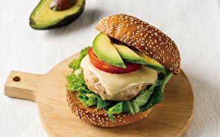 減脂餐也有美味麵包 漢堡雞排不柴多汁的訣竅