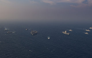 沈舟:美军强烈回应中共东风导弹的挑衅