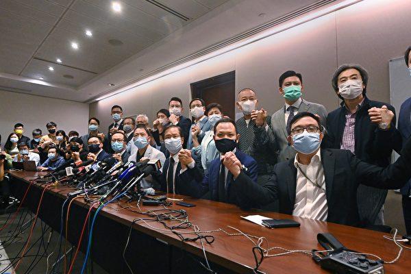 中共非法DQ議員 專家:趁美混亂打壓香港