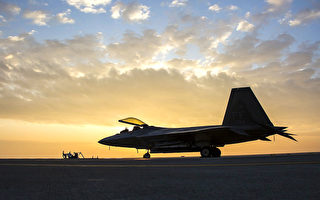 沈舟:美国印太司令部为何又展示F-22