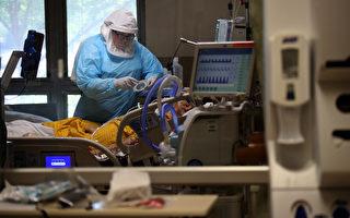 美感染病例开始下降 部分州Delta疫情仍严峻