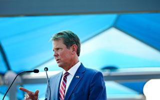 乔治亚州州长要求审核选票信封上的签名