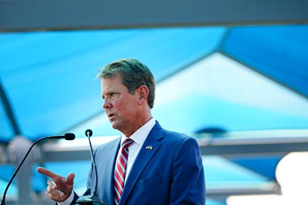 喬治亞州州長要求審核選票信封上的簽名