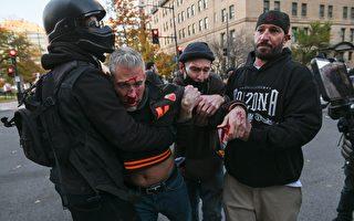 新泽西共和党主席吁州长墨菲谴责华府的暴力