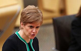 組圖:蘇格蘭宣布20日升至第四級疫情警報