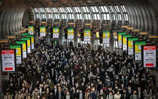 组图:日本单日新增确诊逾两千例 再创新高