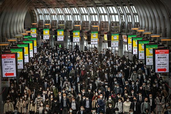 組圖:日本單日新增確診逾兩千例 再創新高