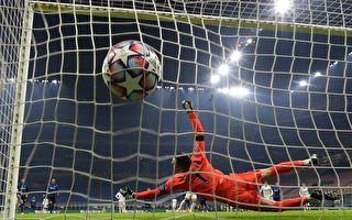 欧冠第四轮:六队提前晋级 三组形势仍胶着
