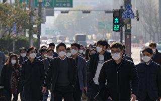组图:韩国疫情升温 连续两日新增逾500例