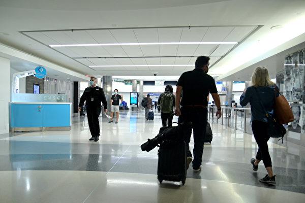 美西三州发布旅游建议 回该州须隔离14天