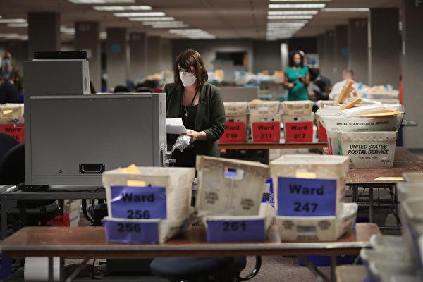Dominion在加国创建 加联邦选举从不用它计票