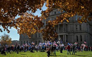 川普律师:密歇根议会同意开选举审查听证会