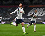 熱刺主場擊敗曼城 力壓利物浦登英超榜首