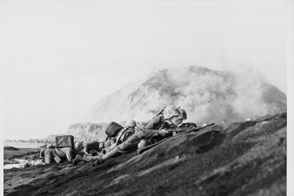 登陆作战有多难 残酷的硫磺岛战役