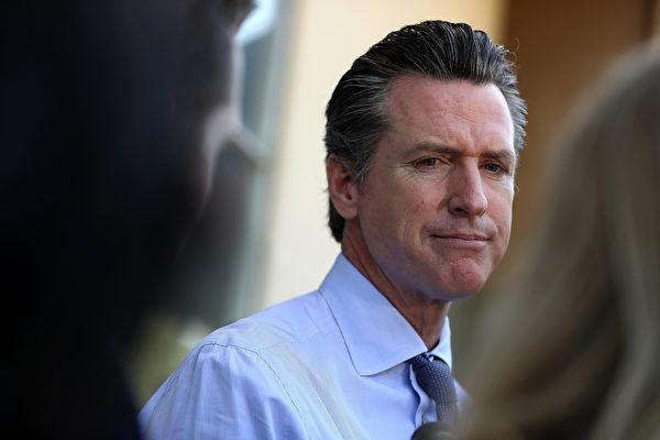 州长纽森参加宴会后致歉 被指仍在说谎