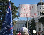 選舉違憲無誠信 加州政府被起訴