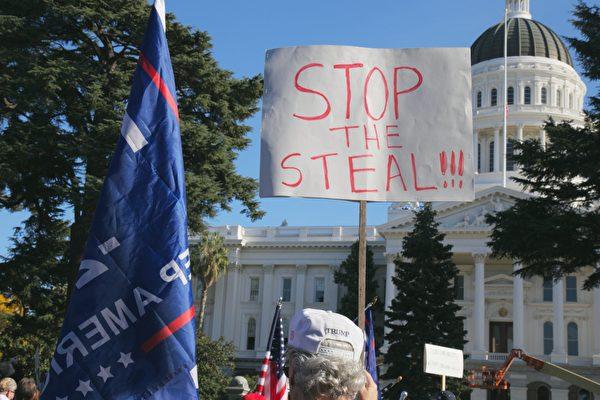 选举违宪无诚信 加州政府被起诉