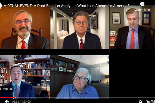 专家:选举存在舞弊 左派欲破坏宪法秩序