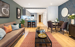 融合传统与现代:伦敦金融城 THE DENIZEN,首都的新居热点