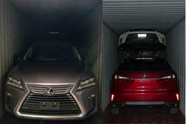 警方破获大多伦多偷车集团 缴获73辆车