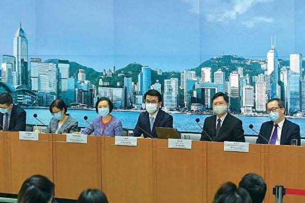 香港政府公布多项新防疫措施