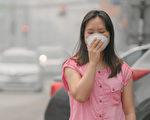 唯有做到彻底防治空气污染,才是真正能预防肺癌的唯一有效方式。(Shutterstock)