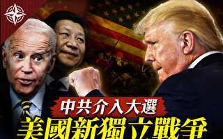 【十字路口】中共介入大選 美國新獨立戰爭?