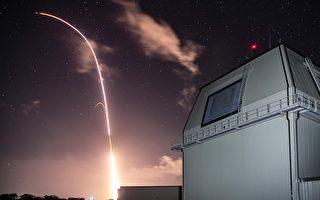 美军舰击落洲际弹道导弹 首试成功